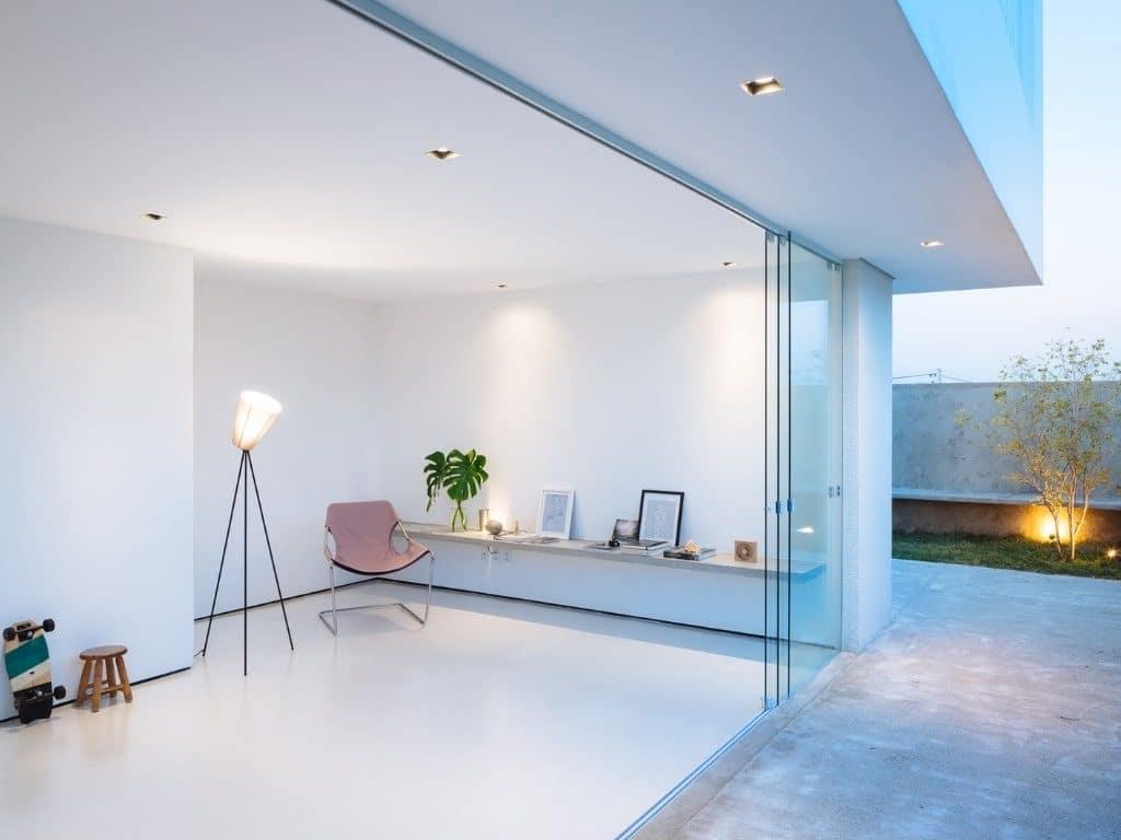 Pinta tu hogar de blanco