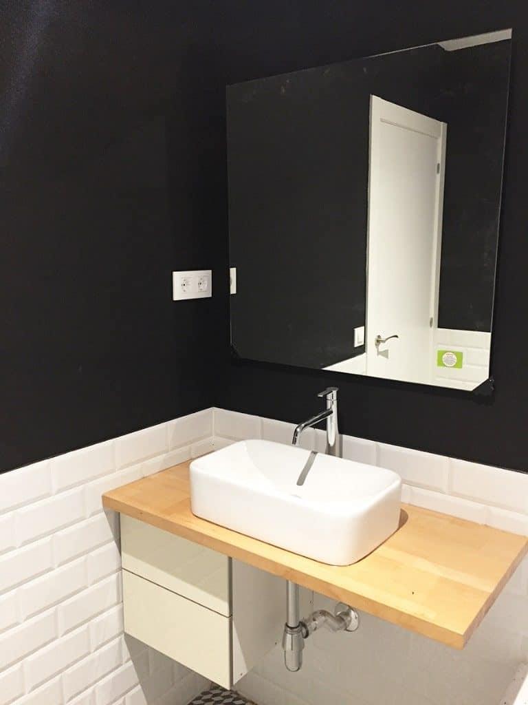 Reforma de baño con bañera en Barcelona