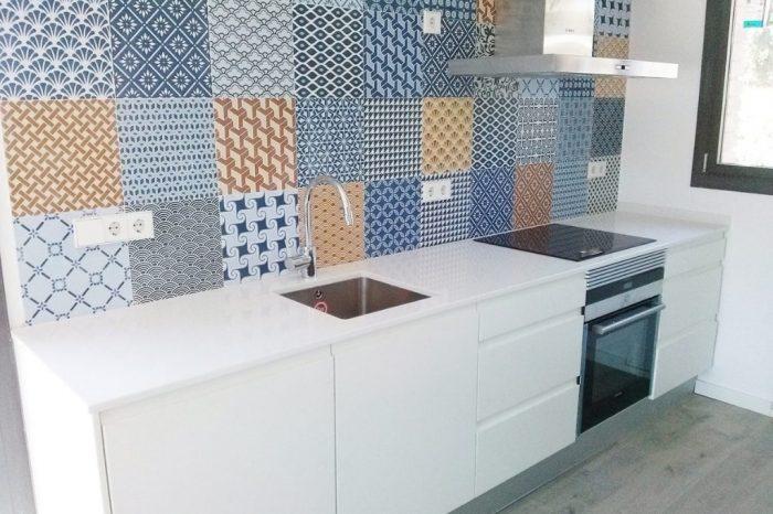 Reforma de cocina en Sitges