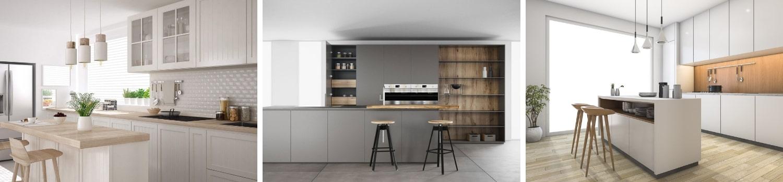 Cocinas: consejos e ideas para decoración y reforma