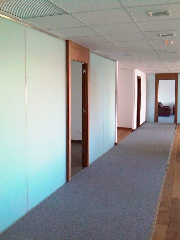 Reforma de oficina en Barcelona