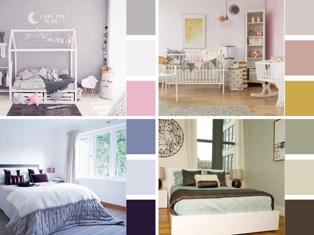 La regla para pintar espacios de 60-30-10
