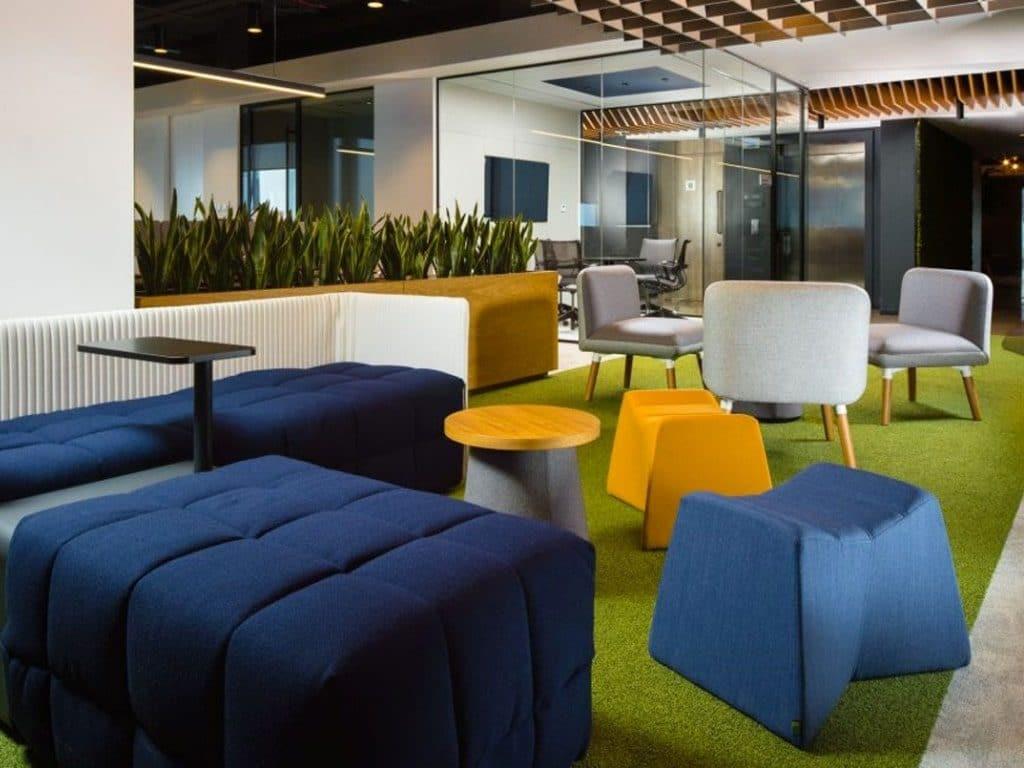 5 Ideas para reformar una oficina