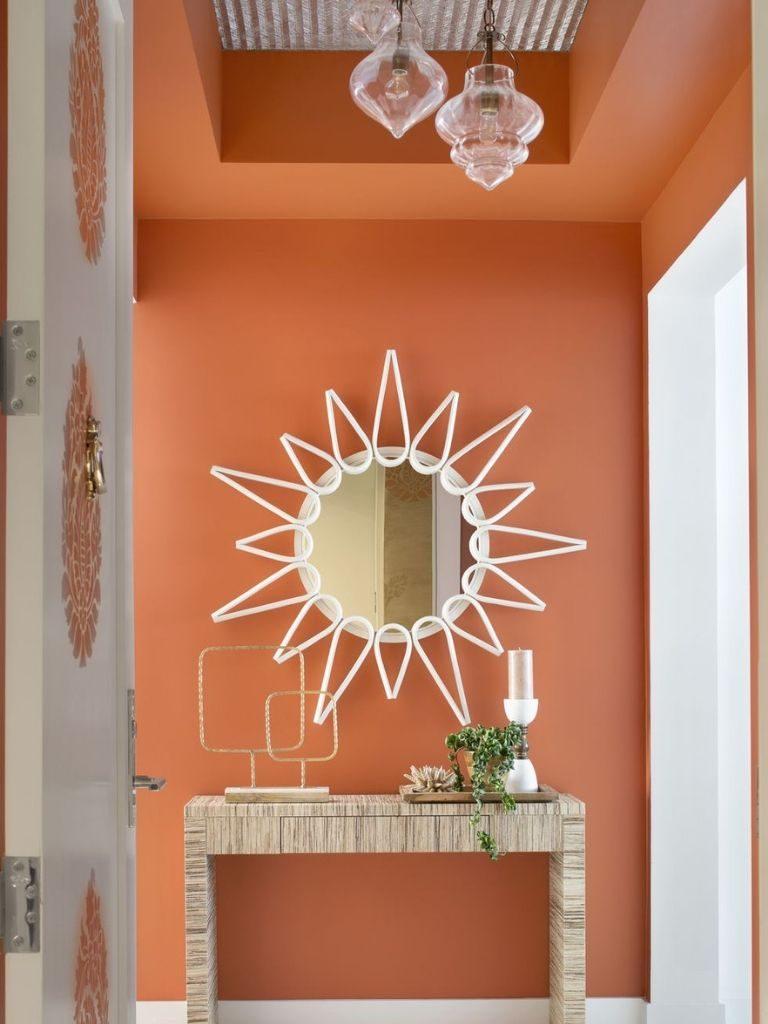 Idees de decoració: Tocs taronges