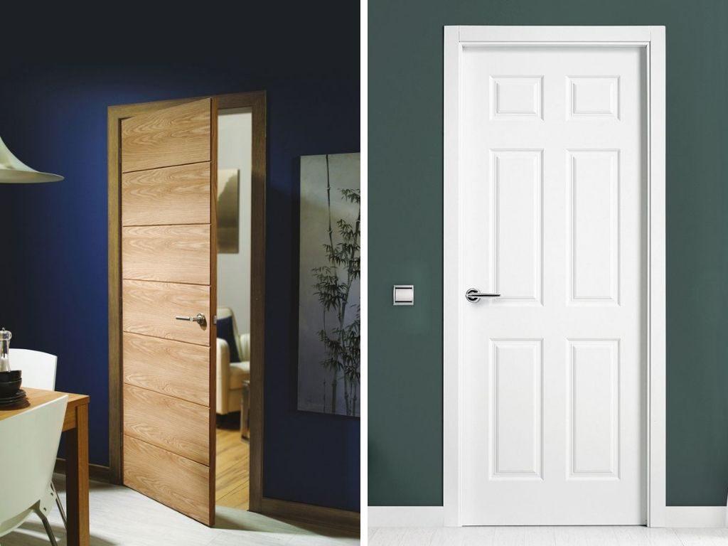 Com triar portes interiors