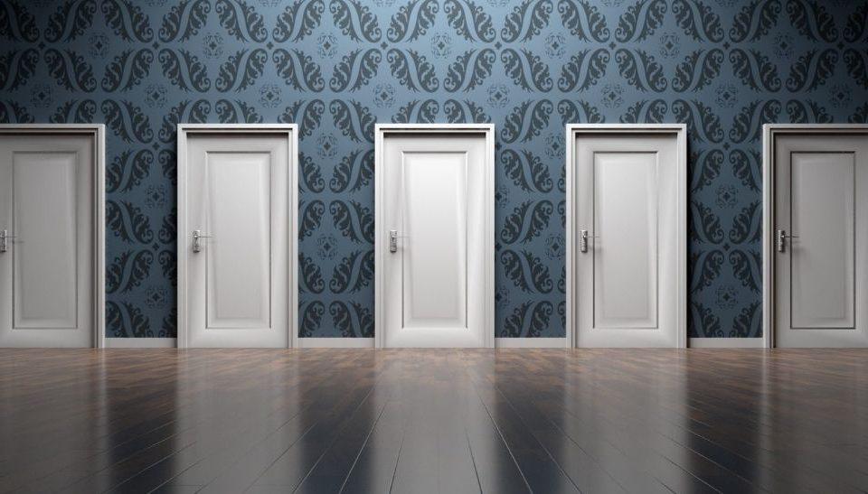 Cómo elegir puertas interiores
