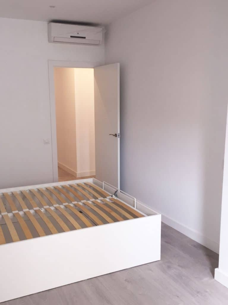 Reforma integral vivienda 120m² en Barcelona Calle Democracia
